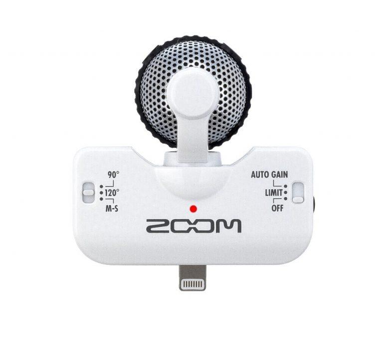 ZOOM iQ5 White
