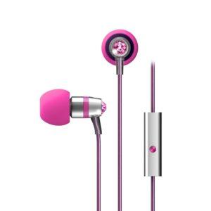 MEE Audio Crystal M11J (Розовый)