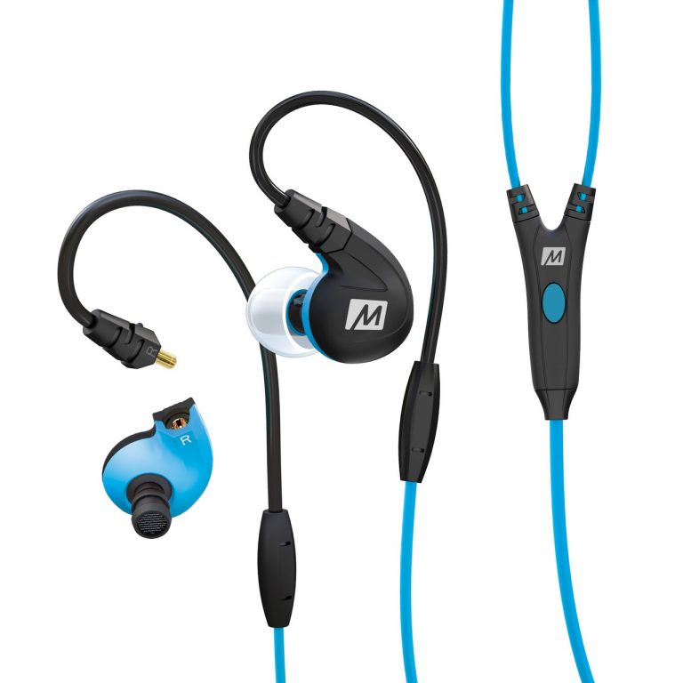MEE Audio M7P Blue
