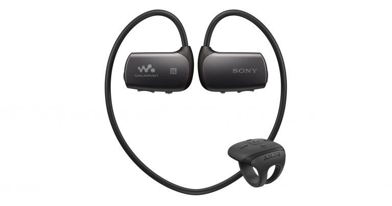 Sony NWZ-WS615 Black 16 Gb