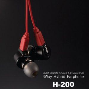 T-Peos H-200 Black