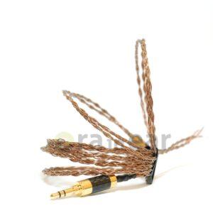 Кабель для наушников Era Cables Bronze