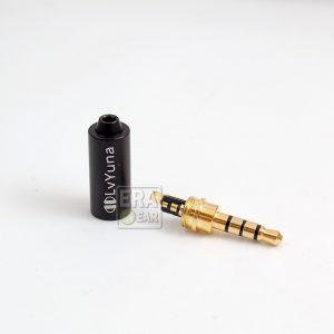 4-pin конектор LvYuna 3,5 мм