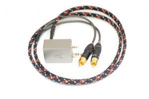 Балансный линейный кабель Astell&Kern AK240/AK380 RCA
