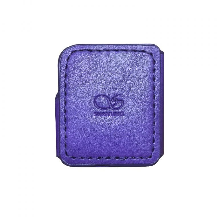 Shanling M0 Case Purple