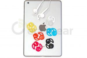 Силиконовые насадки Apple Earpods, Earbuds