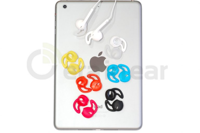 Силиконовые насадки Apple Earpods, Earbuds, Airpods
