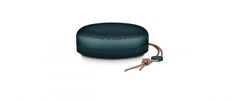Bang & Olufsen BeoPlay A1 Steel Blue