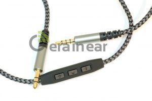 Гарнитурный односторонний кабель Fareal 1,4 метра TRS-TRS