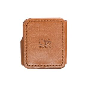 Shanling M0 Case Brown