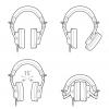 Audio-Technica ATH-M30X 29970