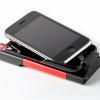 Go-Dap GD-03 (Red) — усилитель для наушников с док-станцией под iPhone 3G/3GS 10936
