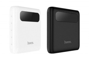 HOCO Powerbank B20 10000 mAh (Black/White)