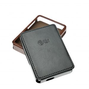 HiBy R3 Leather Case Black