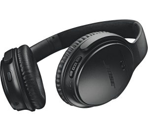 BOSE QuietComfort QC35 II Black