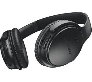 BOSE QuietComfort QC35 II Black