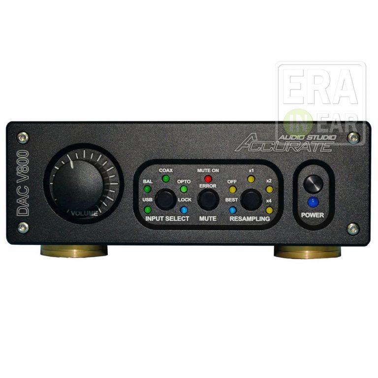 Accurate Audio DAC V800 Silver
