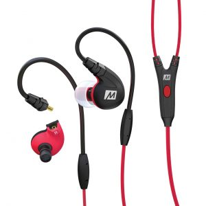 MEE Audio M7P Red
