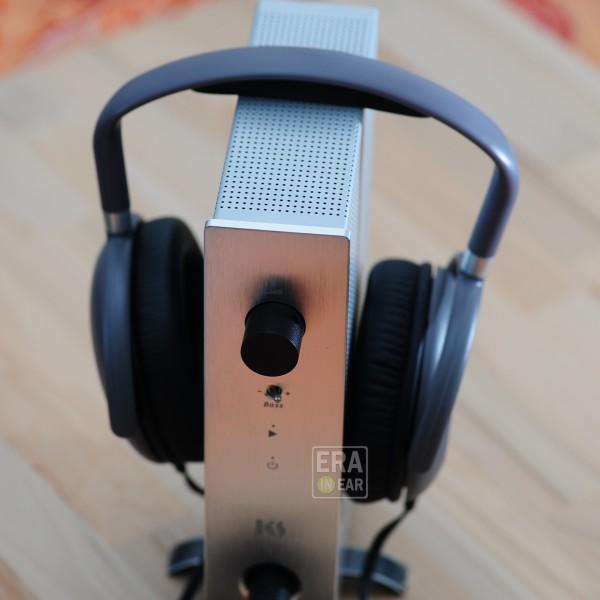 Электростатические King's Audio KS-H1 с усилителем M-10