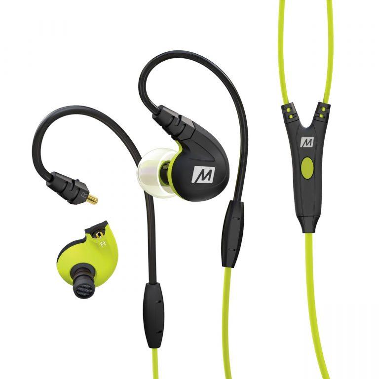 MEE Audio M7P Green