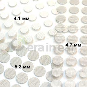 Сеточка-фильтр для звуковода наушников