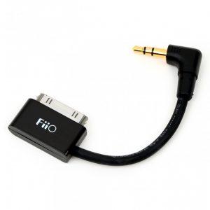 FiiO L9 — кабель линейного выхода для iPod/iPhone/iPad