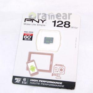 Карта памяти PNY 128 Gb microSD Class 10UHS-I