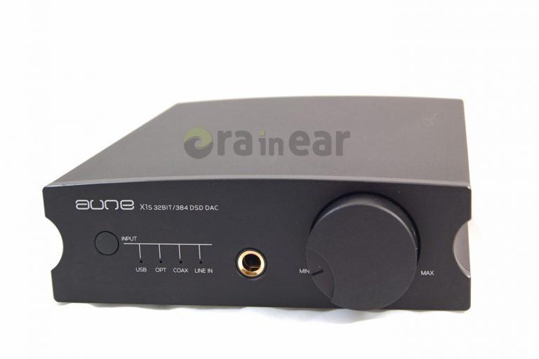 Aune X1s 32BIT/384 DSD128