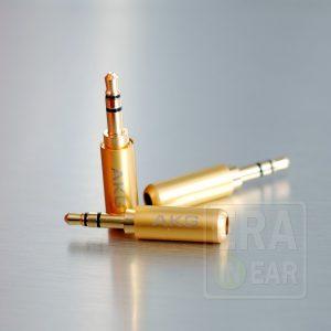 Коннектор AKG miniJack 3,5 мм 3 pin