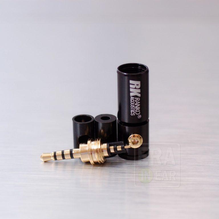 Коннектор Ranko Acoustics OEM 2,5 мм 4 pin