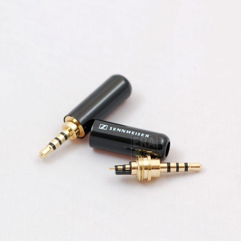 Коннектор Sennheiser Mini Jack 2,5 мм. 4 пин