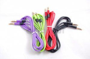 Межблочный кабель AUX Color