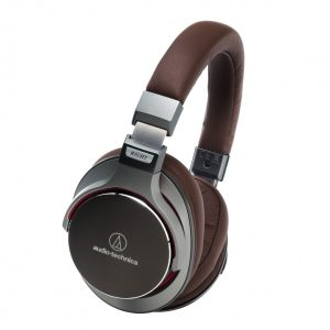 Audio-Technica ATH-MSR7 Brown
