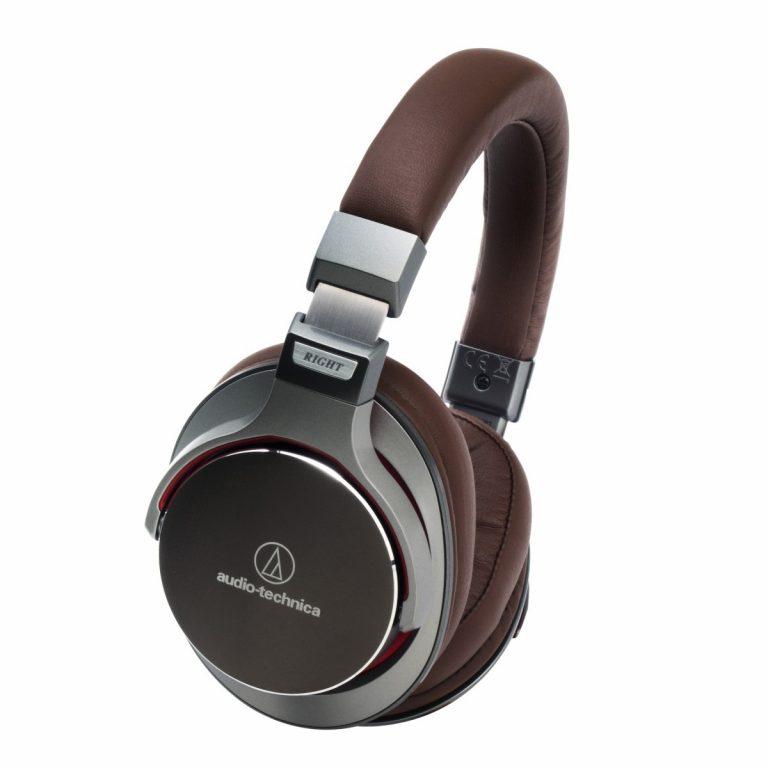 Audio-Technica ATH-MSR7 Brown