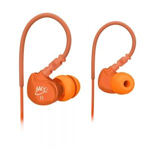 MEElectronics M6 Sport Orange