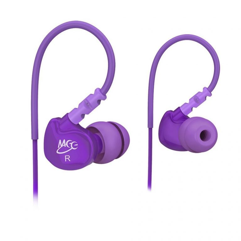 MEElectronics M6 Sport Purple