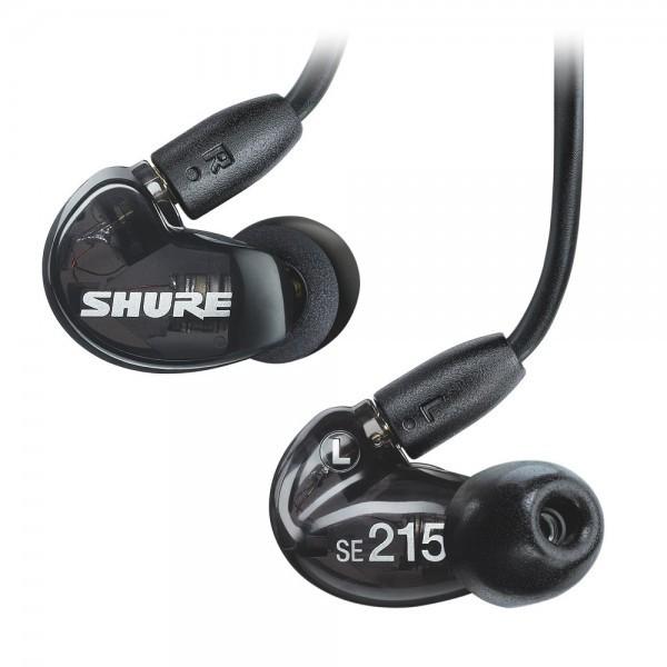 Shure SE 215 — Black