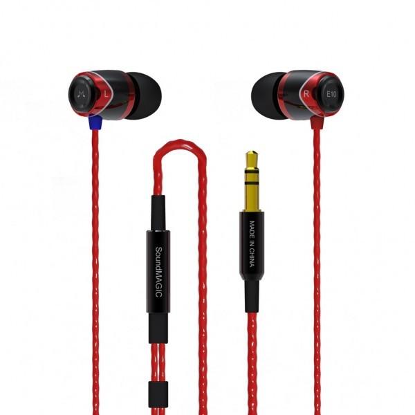 SoundMAGIC E10M Red