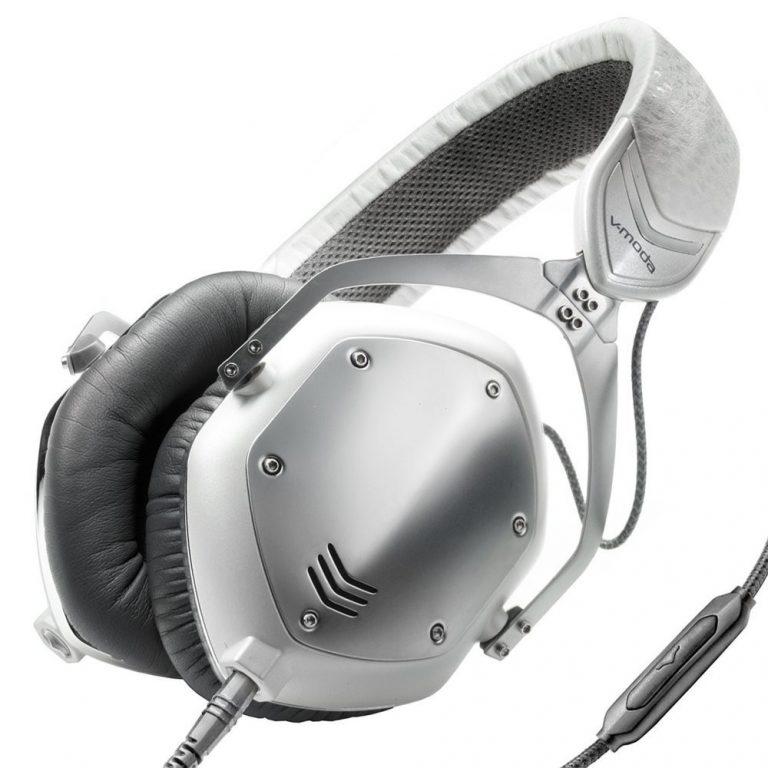 V-moda Crossfade M-100 (White Silver)