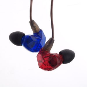Vsonic VSD3 Red&Blue Crystal
