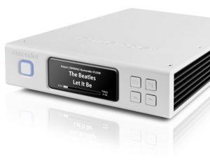 Aurender N100H-2TB Silver