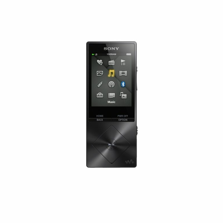 Sony NWZ-A17 64GB Black