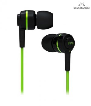 SoundMAGIC ES18 Black-Green