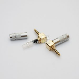 Угловой коннектор OEM Oyaide P3,5GL 4pin