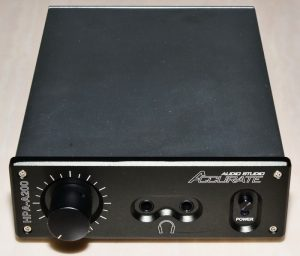 Accurate Audio HPA-A200 Black