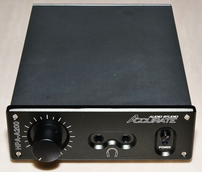 Accurate Audio HPA-A200 Black