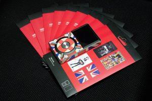 Виниловые наклейки для FiiO X5
